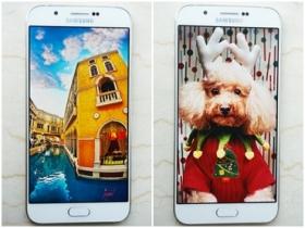 豪華中階機 Samsung A8 初試