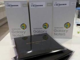 更大容量 Note 5 64GB 到貨開賣
