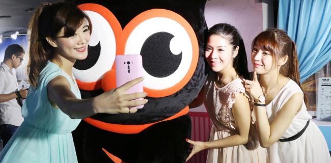 ZenFone Selfie 上市,$6,990 起