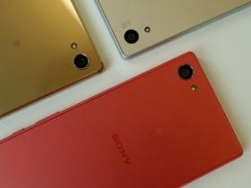 三種風貌!Sony Z5 真機速速看
