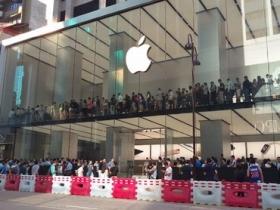 蘋果宣布 10/9 在台開賣新愛瘋