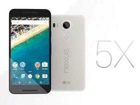 安卓 6.0、指紋辨識,Nexus 5X 發表