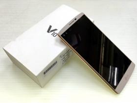 新鮮貨!LG V10 開箱及相機實測