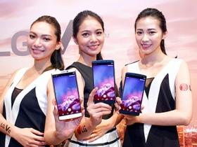 雙螢幕 三鏡頭,LG V10 明上市