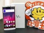 台灣版 LG V10 炫金白色款開箱