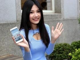 HTC One A9 月光銀 正妹開箱