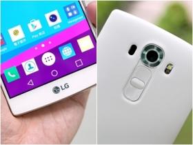 LG G4 嶄新「白金色」開箱