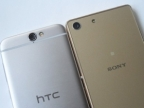 HTC A9 vs. Sony M5 出遊 PK