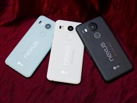 Nexus 5X 三色實機圖賞搶鮮看