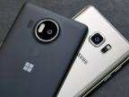 Lumia 950XL 拍照 PK Note 5