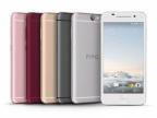 HTC One A9 尖晶粉新色上市