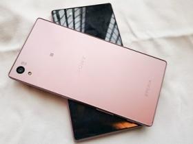 Sony Z5 玫瑰石英粉 新色搶先看