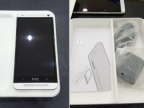 HTC One M7 復出!黑銀雙色開箱