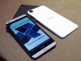 HTC D825 / 630 / 530 實機搶先報
