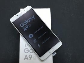 Samsung Galaxy A9 小小開箱