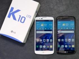 平價新選:LG K10 雙色開箱評測