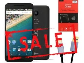 Nexus 5X 七折出清!32GB 大降價