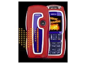 玩樂系列代表作 Nokia 3220  炫光訊息獨步全球