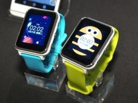 InFocus 小衛星兒童定位手錶上市
