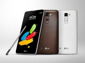 LG 推 Stylus 2、K8 等三款新機