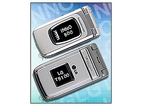 百萬天王大對決!LG T5100 VS INNO 500