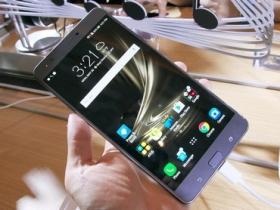 6.8 吋巨螢幕!ASUS ZenFone 3 Ultra 發表會場輕實測