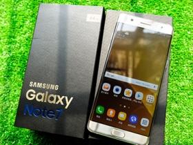 三星 Galaxy Note 7 台灣版開箱 + 外觀導覽