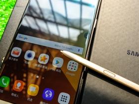 三星 Galaxy Note 7 效能、S Pen、虹膜辨識實測