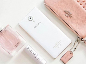 SUGAR 手機:智慧機的時尚革命