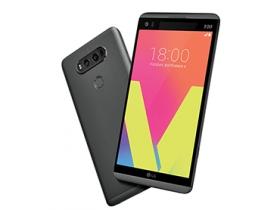 LG V20 發表:雙主鏡頭、可防摔