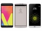 LG V20、V10、G5 規格比一比