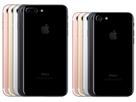 iPhone 7 與 iPhone 6s 規格比較
