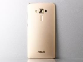 頂天配備!S821 版本 ASUS ZenFone 3 Deluxe 效能實測、軟體介紹