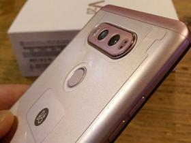 LG V20、V10 新舊旗艦拍照對比