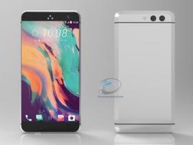 雙面光雕,HTC Ocean 概念圖亮相