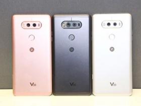 LG V20 將於 10/20 首度在台亮相