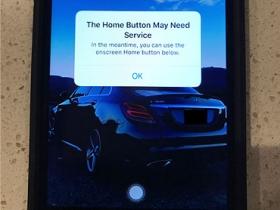 iPhone 7 Home 鍵失靈有應急方案