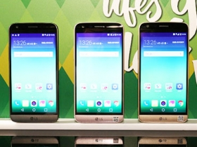 LG G5 海外最快下月中升安卓 7.0