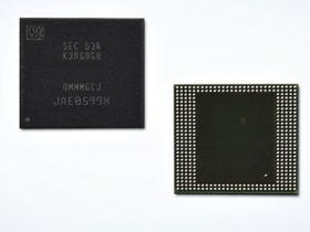 三星推 8GB LPDDR4 DRAM 晶片