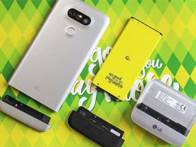 LG G6 可能將放棄模組化設計?