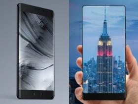 小米 MIX、Note 2 你會選哪款?