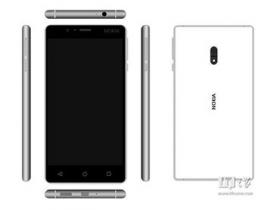 方正機身,Nokia D1C 樣貌曝光