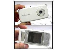 美哉歐系百萬畫素手機~Siemens SF65 評測