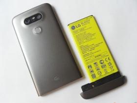 LG G6 將可換電池、支援 LG Pay