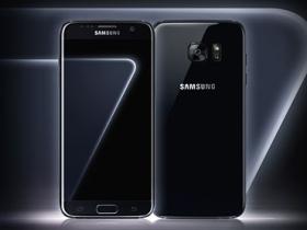 S7 Edge 128GB 亮黑新色發表