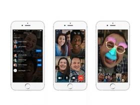 Facebook Messenger 推出多人影像通話功能