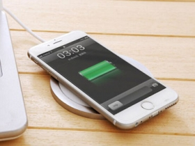 Apple 申請展示桌無線充電專利