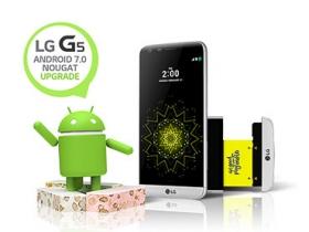 手機品牌升級 Android 7.0 的速度誰最快?答案是 LG