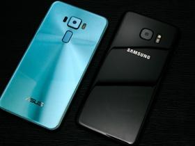 新色登場!S7 edge 與 ZenFone 3 外型寫真分享