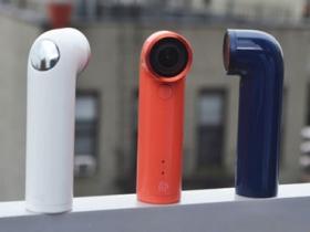 高層確認,HTC RE 相機未來將推 2 代機種